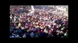 انتفاضة شبرا الخيمة في مليونية مذبحة القرن