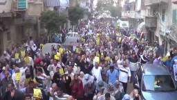 الاسكندرية - ذكرى فض رابعة بعد مرور 100 يوم