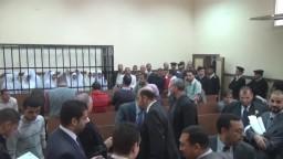صمود حرائر الاسكندرية في وجه قضاء الانقلاب