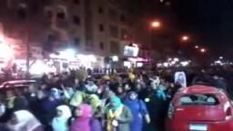 مسيرة أحرار عين شمس مليونية الرجولة مواقف!!
