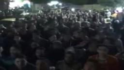 مسيرة للتحالف الوطني بطنطا ضد الانقلاب 15/ 12