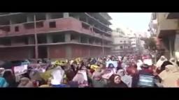 بني سويف في مليونية دستورنا 2012 الجمعة 20_12_2013