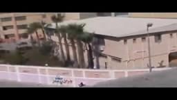 اطلاق نار حي علي المتظاهرين دمياط الجديده