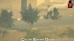 كلاب الداخلية يعتقلون الطالبات بالأزهر