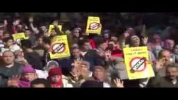 حشود تتحدى مليشيات السيسي بالاسكندرية