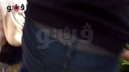 لحظة وفاة طالب بجامعة القاهرة