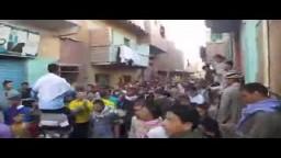 الالاف في مسيرة اطفيح ضد العسكر 24/ 1