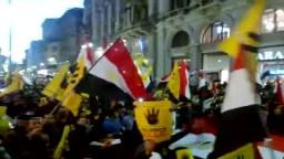 اكبر حشد جماهيري في ميلانو من المصريين