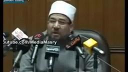 وزير الأوقاف يعترف برشوة السيسي للأئمة