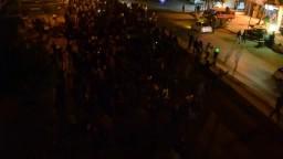 مسيرة مناهضة للانقلاب بالرمل 18 / 2 / 2014