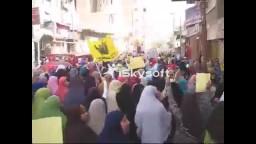 جمعة الطلبة طليعة الثورة - بني سويف 21-2