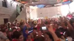 ألتراس نهضاوى يشعل مسيرة امبابة 21 فبراير 2014
