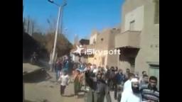 مسيرة ديرمواس الجمعة 21 / 2  / 2014