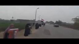 احرار ههيا والعدوة ضد محاكمة الرئيس الشرعى