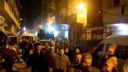 انتفاضة حاشدة بالسيوف ضد العسكر 26/ 2 / 2014