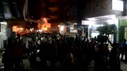 مسيرة مناهضة للانقلاب بأبو سليمان 28/ 2/ 2014