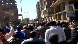 مسيرة بالإسماعيلية: أسبوع _لن يحكمنا الفسدة