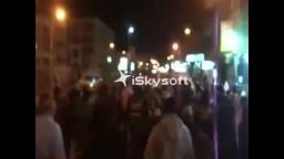 مسيرة ليلية لثوار بنى سويف -يسقط حكم العسكر
