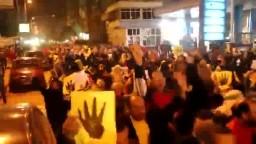 مسيرة حاشدة ضد الانقلاب الدموي لاحرار شبرا