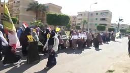 جمعة (( الشارع لنا... مع للخلاص )) برج العرب