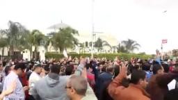 مظاهرة القاهرة الجديدة ضد الانقلاب