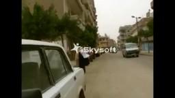 سلسلة نسائية لحرائر بابوحمص رفضا للانقلاب