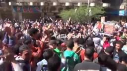 شباب الاولتراس يهتف غزة - جمعة أم الشهيد