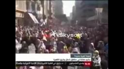 فيضان بشري غير مسبوق بالقاهرة