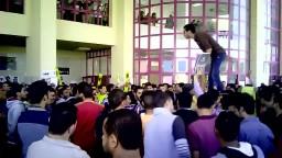 انتفاضة طلاب ضد الانقلاب مدينة الثقافة