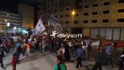 ثوار الاسكندرية: داخلية زبالة مفهاش رجالة