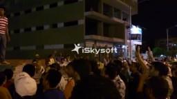 حشود  ضد الإنقلاب العسكرى بالمقطم  2/ 5 / 2014