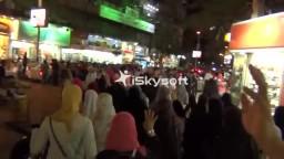 هتافات احرار المهندسين تجلجل شارع شهاب 12/5