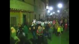 مسيرة ليلية لأحرار مركز #ناصر- بني سويف 13/ 5