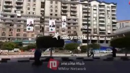 من أمام مبني محافظة الدقهلية رفضاً للمهزلة