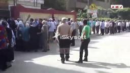 انتخابات العسكر مدرسة طه حسين الابتدائية
