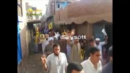 الحشود في مسيرة كفر قنديل اطفيح 30/ 5