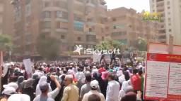 صيحات الشباب الحر من مسيرة الهرم 30/ 5