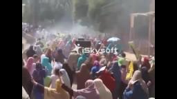 حشود رهيبة مركز ناصر بني سويف 30/ 5