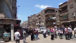 مسيرة ثوار الرمل الجمعة 6 / 6 / 2014