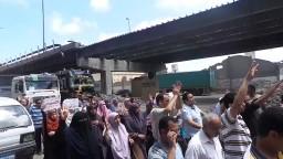 مسيرة صباحية بالورديان -الجمعة 13 / 6 /2014