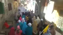 ثوار ناصر: يلا ارحل غور خلينا نشوف النور