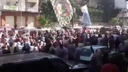مسيرة حاشدة ب ابو يوسف غرب اسكندرية