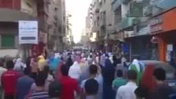 بني سويف -ذكري مرور 10 أشهر لفض رابعة