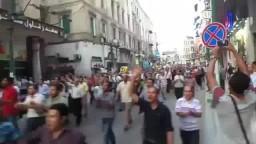 الثوار يكسرون الصمت بمسيرة غير مسبوقة