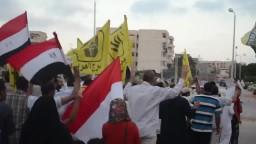 برج العرب تندد باحكام قضاء الانقلاب 2014/6/24