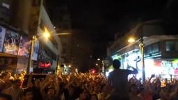 الاسكندرية - مسيرة حاشدة انطلقت من الرمل