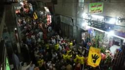 اقوي و اول مسيرة بالميمون ببني سويف في رمضان