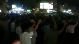مسيرة شبرا في ذكرى مجزرة الحرس الجمهوري