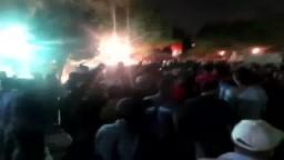 مسيرة المعادى الليلية 08 -07-2014