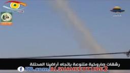 القسام تعرض قصف #ديمونا و #حيفا و #تل_أبيب